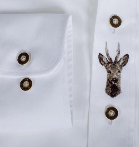 Koszula Tagart Koziołek biała sklep online Deer Opole  wHZbh